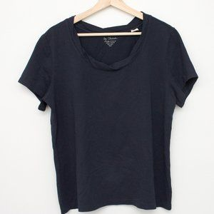 Chico's Spandex Polyester Blend T Shirt Size 3